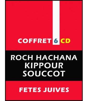 Roch Hachana Kippour Souccoth