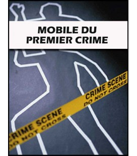 Mobile du premier crime (cd)