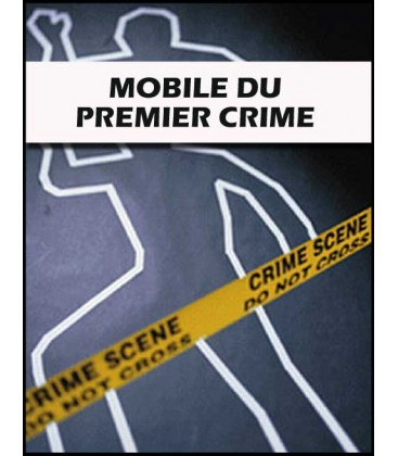 Mobile du premier crime (dvd)