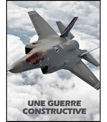 Une guerre constructive (cd)