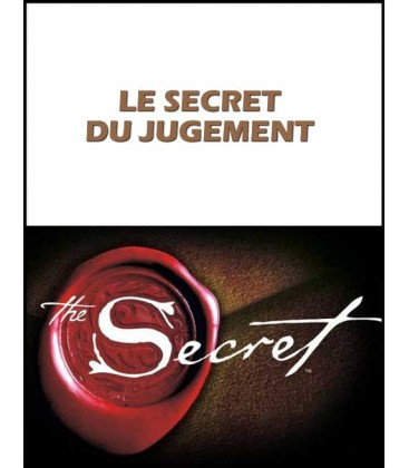 Le secret du jugement (dvd)