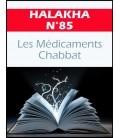 HALAKHA N 85 Les medicaments chabbat (pdf)