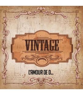 L'AMOUR DE D. vintage