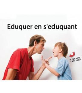 Eduquer en s'éduquant
