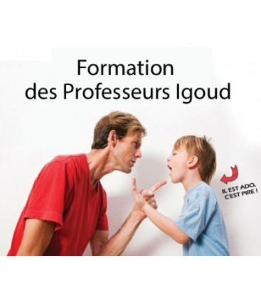 Formation des Professeurs Igoud