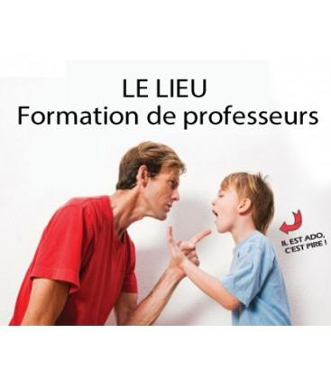 LE LIEU Formation de professeurs