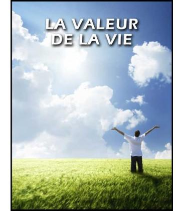La valeur de la vie (cd)