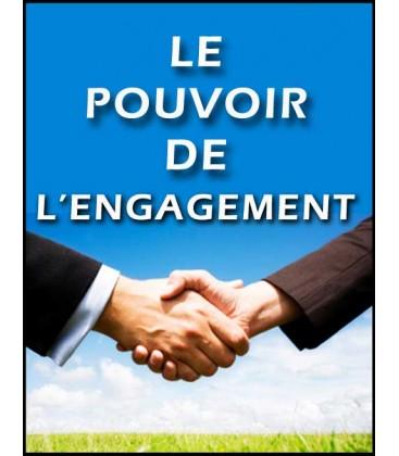 Le pouvoir de l'engagement (dvd)