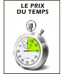 Le prix du temps (cd)