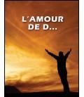 L'Amour de D. (cd)