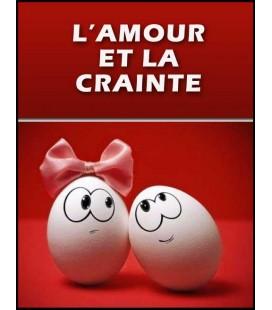 L'Amour et la Crainte (dvd)