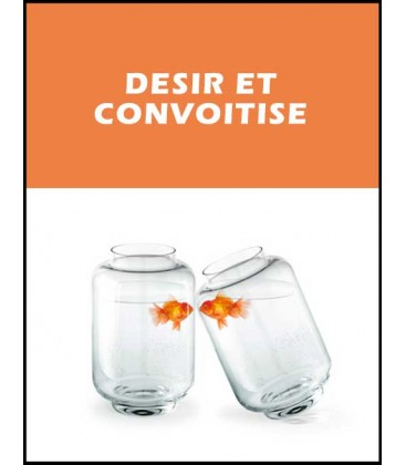 Desir et convoitise (cd)