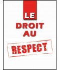 Le droit au respect (mp3)