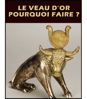 Un veau d'or: pourquoi faire? (cd)