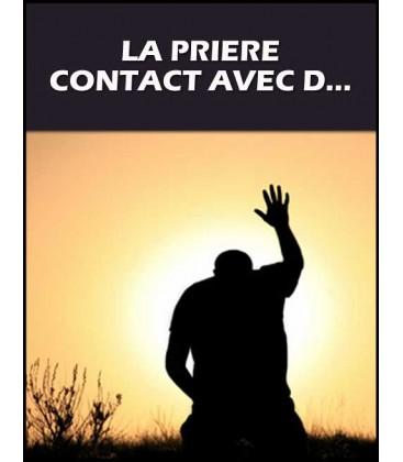 La Prière : Contact avec D... (mp3)