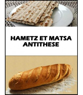 Hametz et Matsa : antithèse (cd)