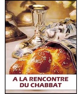 A la rencontre du chabbat (cd)