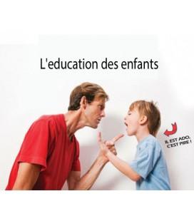 L'education des enfants