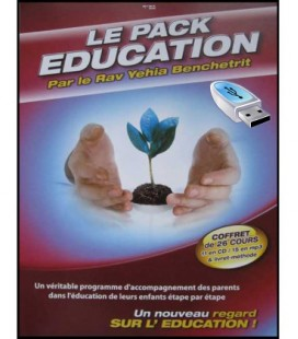 Pack Education clef usb
