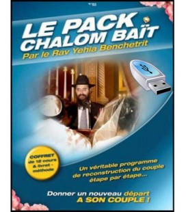 Pack Chalom Bait clef usb