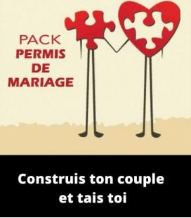 Construis ton couple et tais toi
