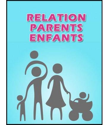 Relations parents-enfants (cd)