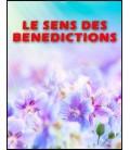 Le sens des benedictions (cd)