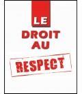Le droit au respect (cd)