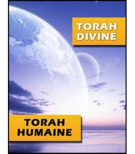 Torah divine ou Torah humaine (dvd)